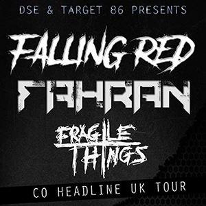 Falling Red / Fahran / Fragile Things