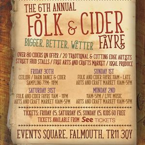 Falmouth Folk And Cider Festival
