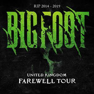 Bigfoot - The Final Show - Manchester