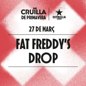 Fat Freddy's Drop (Barcelona)