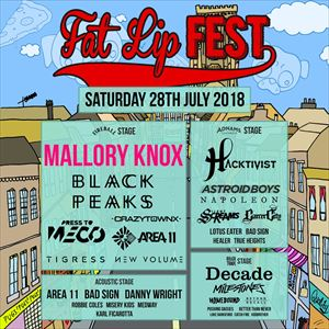 Fat Lip Fest 2018