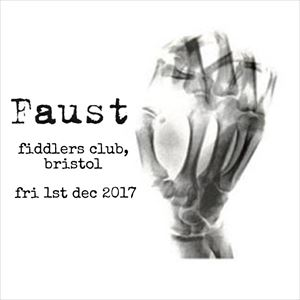 FAUST presented by Dictionary Pudding