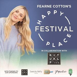 Fearne Cotton'S : Happy Place Festival - Saturday
