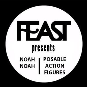 Feastival - Noah Noah, Posable Action Figures