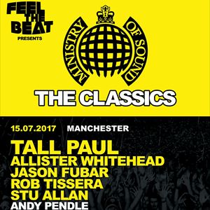 FEEL THE BEAT - MINISTRY OF SOUND: THE CLASSICS