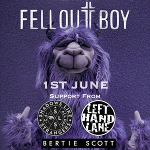 Fell Out Boy UK Fall Out Boy Tribute