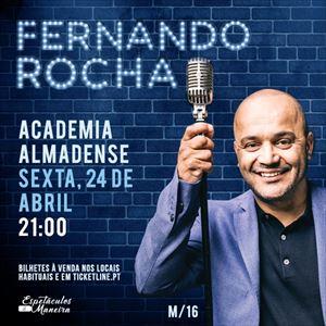 Fernando Rocha em Almada
