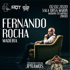 Fernando Rocha na Madeira