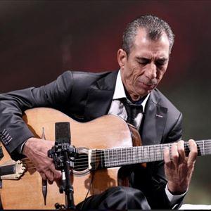 Festival jazz manouche la Gitane : Angelo Debarre