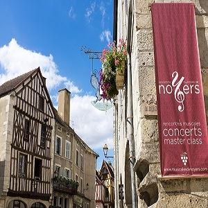 Festival Musical des Grands Crus de Bourgogne