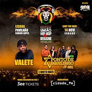 Festival União Hip Hop + Reggae