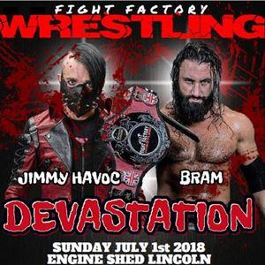 Fight Factory - Devastation - Show 1