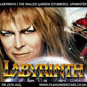 FILMS UNDER STARS PRESENTS: LABYRINTH