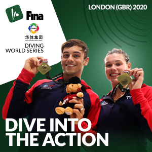 FINA/CNSG Diving World Series 2020 - Session 5
