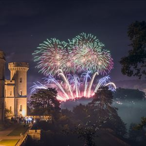 Firework Champions - Arley Hall