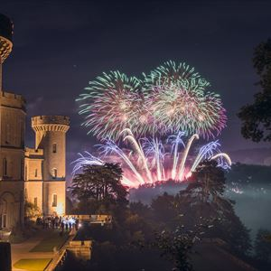 Firework Champions - Eastnor Castle