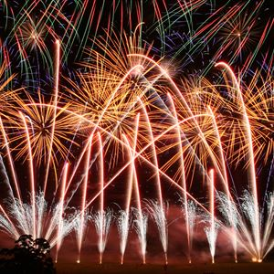 Firework Champions - Newby Hall