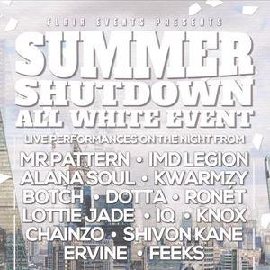 Flair Events Presents - Summer Shutdown