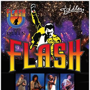 FLASH A TRIBUTE TO QUEEN.