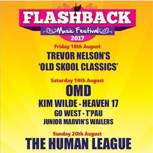 Flashback Festival - Thoresby Estate
