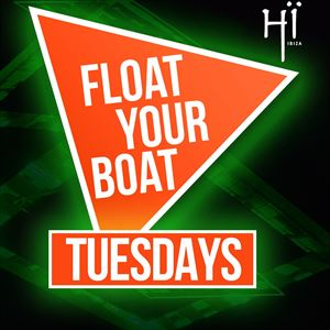 Float Your Boat - with entry to Hi for Eric Prydz