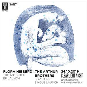 Flora Hibberd / The Arthur Brothers - Launch Night