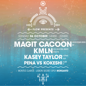 Flow Presents Magit Cacoon, KMLN At Montes Claros