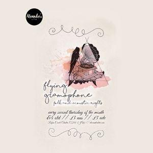 Flying Gramophone - May 2018