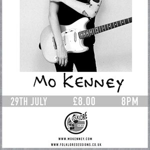 Folklore Sessions Presents; Mo Kenney
