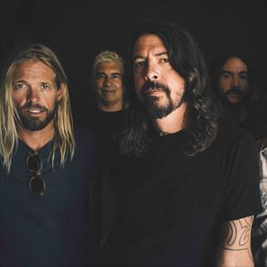 Foo Fighters - HOSPITALITY