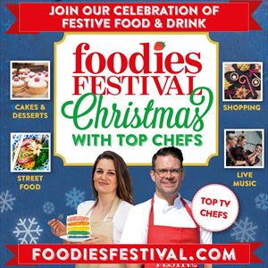Tatton Park Foodies Festival Christmas