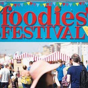 Foodies Festival - Edinburgh