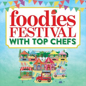 Foodies Festival - Brighton