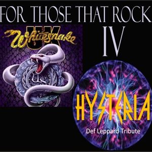 For Those That Rock IV Whitesnake UK V's Hysteria