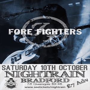 Fore Fighters - Foo Fighters Tribute