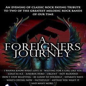 Foreigner's Journey - Foreigner & Journey tribute