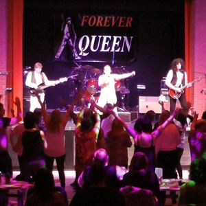 Forever Queen at Didcot Civic Hall