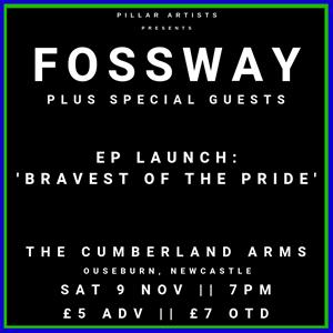 Fossway EP Launch