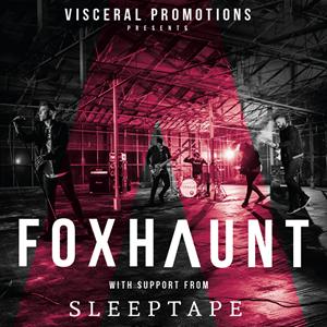 FOXHAUNT/ Sleeptape/ Heartsink/ Talkshop
