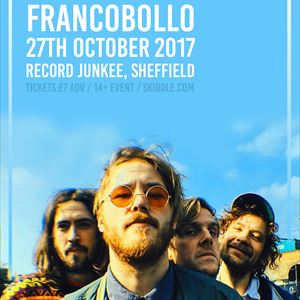 FRANCOBOLLO LIVE AT RECORD JUNKEE SHEFFIELD