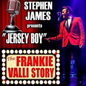 Frankie Valli Story. Jersey Boy feat Stephen James