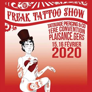 Freak Tattoo Show