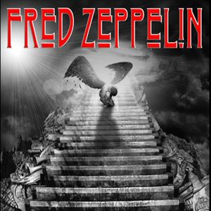 Fred Zeppelin At the Station Cannock