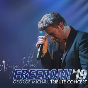 Freedom! 19 George Michael tribute concert