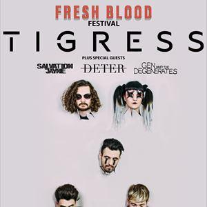 Tuesday Evening: TIGRESS
