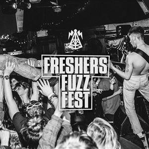 FRESHERS FUZZ FEST