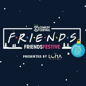 FriendsFestive