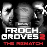 Froch vs Groves 2