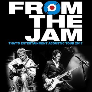 From The Jam - That's Entertainment Acoustic Tour