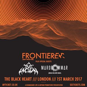 Frontierer + A Trust Unclean + Mardrommar